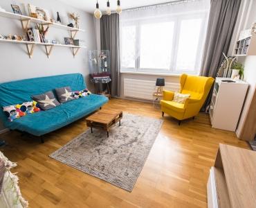ZNOVA NA PREDAJ - Prerobený 3 - izbový byt, Žilina - Solinky